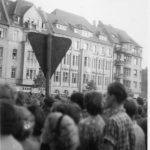Halle, Hallmarkt (Foto: Archiv Verein Zeit-Geschichte(n), Nr. 26)