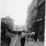 Halle, Talamtstraße (Foto: Archiv Verein Zeit-Geschichte(n), Nr. 30)