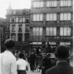 Halle, Marktplatz (Foto: Archiv Verein Zeit-Geschichte(n), Nr. 32)