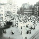 Halle, Markt (Foto: Archiv Verein Zeit-Geschichte(n), Nr. 39)