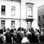 Halle, unbekannter Ort (Foto: Archiv Verein Zeit-Geschichte(n), Nr. 48)