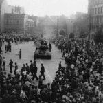 Halle, Hallmarkt (Foto: Archiv Verein Zeit-Geschichte(n), Nr. 24)